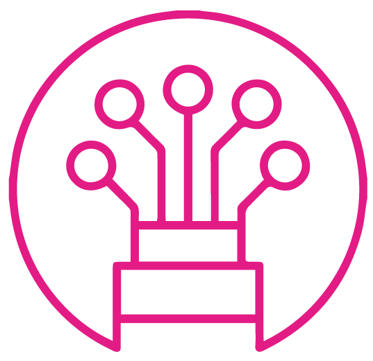 bates connect cable icon
